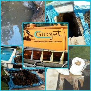mantenimiento, pidepresupuesto, empresa desatascos, Girona, Girojet