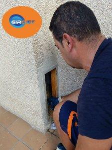 embozos, desatascos, atascos, pisos, comunidades, viviendas, Girona