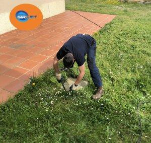 embozo, desembozar, limpieza fosa septica, Girona, Girojet