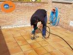 atascos tuberías, Girona,Girojet, limpieza agua a presión